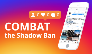 remove instagram shadowban