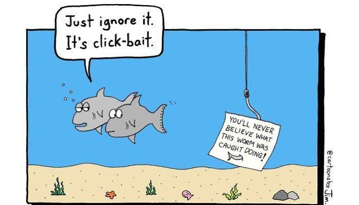 clickbait problem