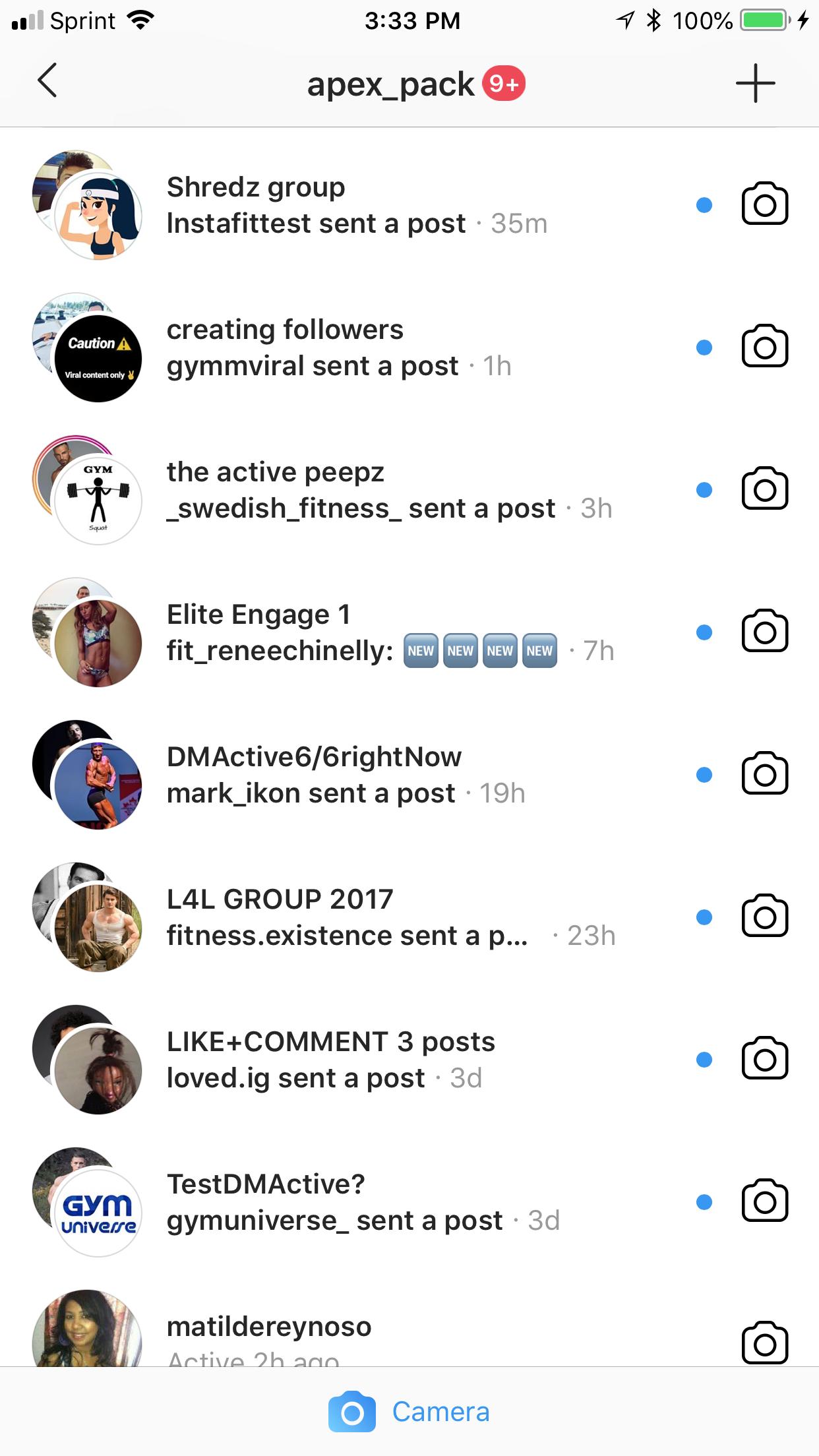 instagram explore page algorithm