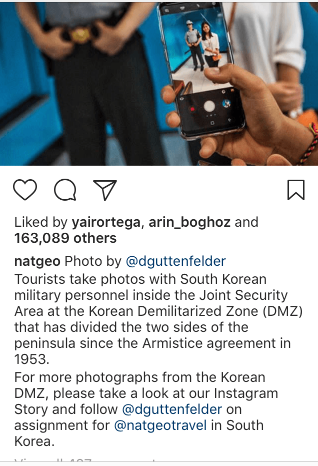 Instagram Business Caption