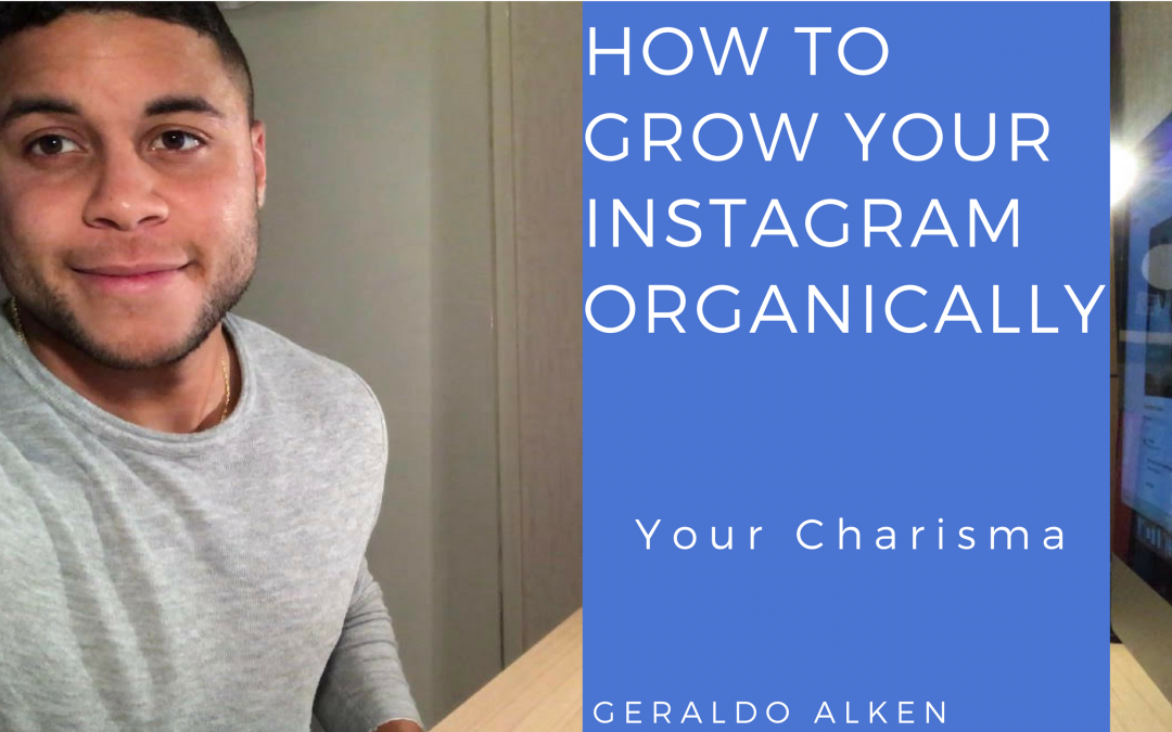 How to Grow Organically on Instagram without Spending Money!