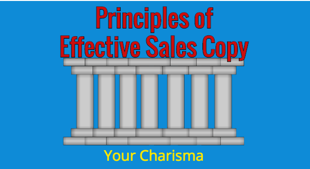 Principles of Sales Copy – How to Write Effective Sales Copy