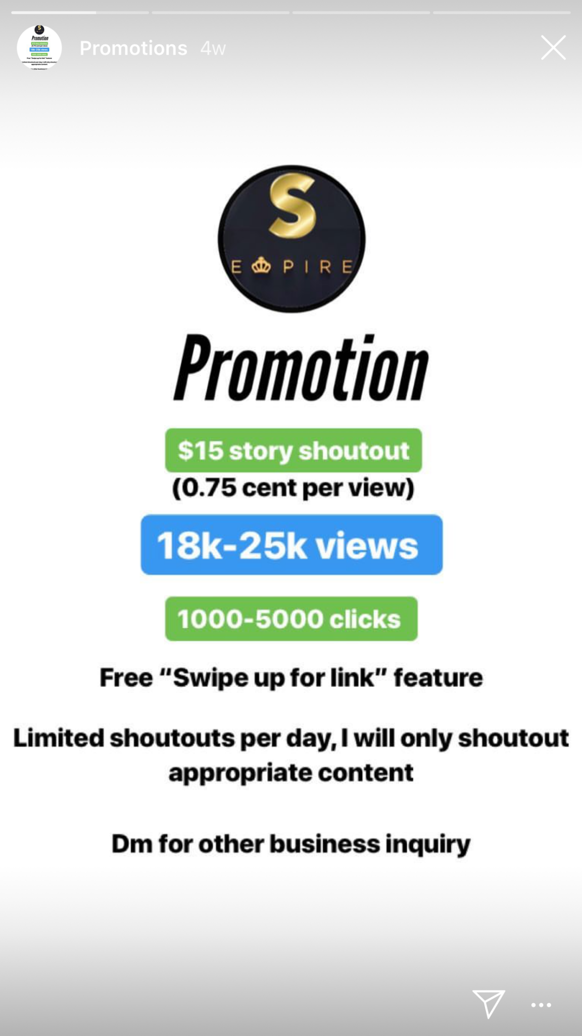 Buy & Sell Instagram Shoutouts | The Engagement Marketplace