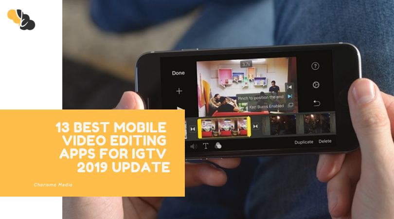13 Best apps for video editing in your phone in 2019