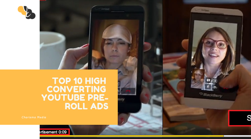 Top 10 High Converting Youtube Pre-Roll Ads