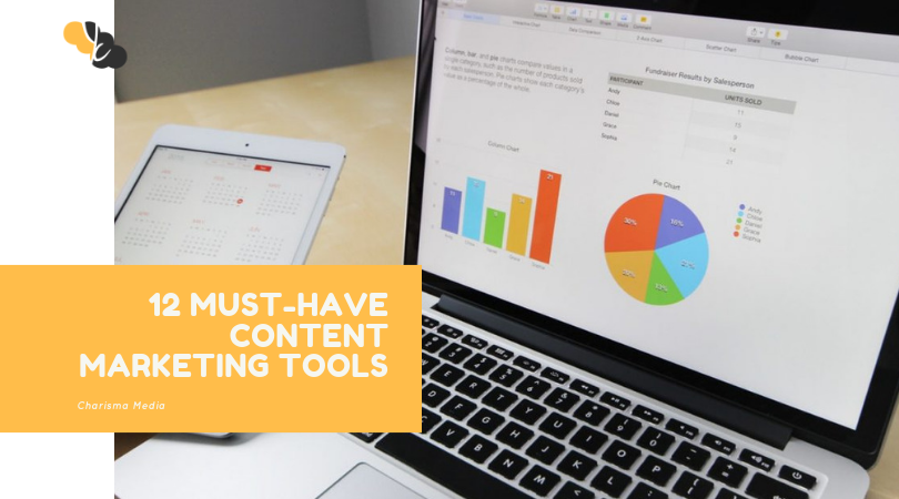 12 Must-Have Content Marketing Tools