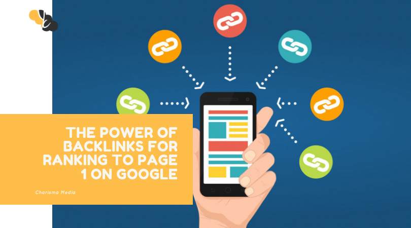 The Power of Backlinks for Ranking to Page 1 on Google