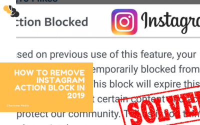 How to Remove Instagram Action Block | 2019 Edition