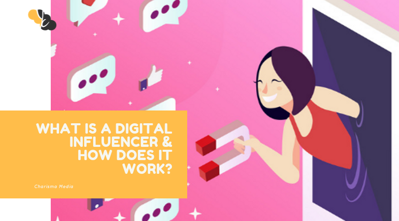 What is A Digital Influencer & How Does it Work?