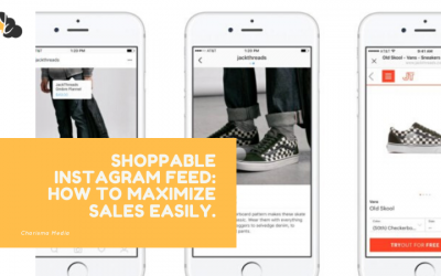 Shoppable Instagram Feed: How to Maximize Sales Easily.